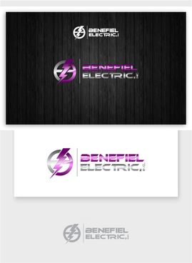 Benefiel Electric, Inc. A Logo, Monogram, or Icon  Draft # 343 by asuedan