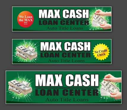 Max Cash Building signs Marketing collateral  Draft # 3 by unresolve