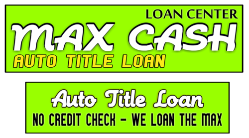 Max Cash Building signs Marketing collateral  Draft # 4 by mistatONEs