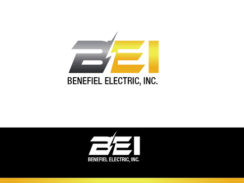 Benefiel Electric, Inc. A Logo, Monogram, or Icon  Draft # 366 by cracuz09