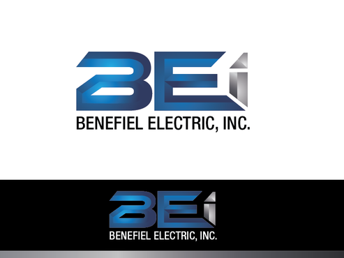 Benefiel Electric, Inc. A Logo, Monogram, or Icon  Draft # 371 by cracuz09
