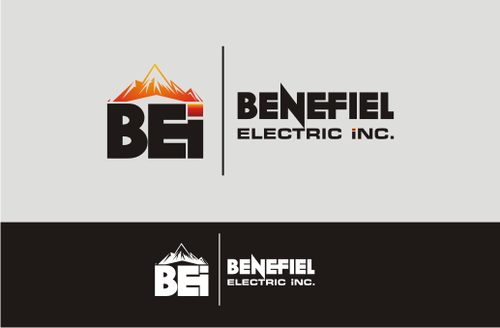 Benefiel Electric, Inc. A Logo, Monogram, or Icon  Draft # 379 by onetwo