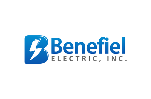 Benefiel Electric, Inc. A Logo, Monogram, or Icon  Draft # 381 by javabatik