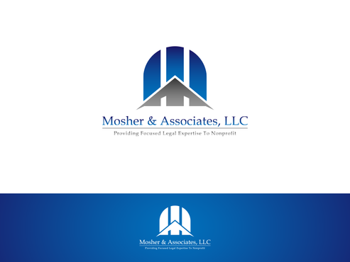 Mosher & Associates, LLC A Logo, Monogram, or Icon  Draft # 417 by falconisty