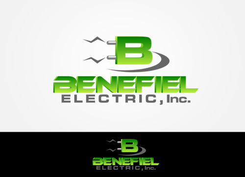 Benefiel Electric, Inc. A Logo, Monogram, or Icon  Draft # 384 by Miroslav