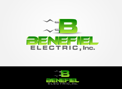 Benefiel Electric, Inc. A Logo, Monogram, or Icon  Draft # 386 by Miroslav