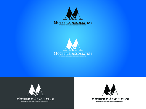 Mosher & Associates, LLC A Logo, Monogram, or Icon  Draft # 433 by sadath
