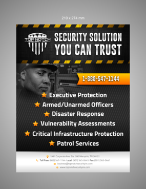Security Solution you can Trust Marketing collateral  Draft # 85 by Kaiza