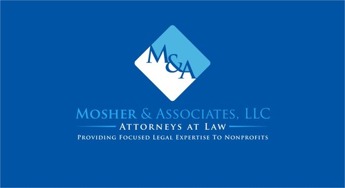 Mosher & Associates, LLC A Logo, Monogram, or Icon  Draft # 448 by StartArts