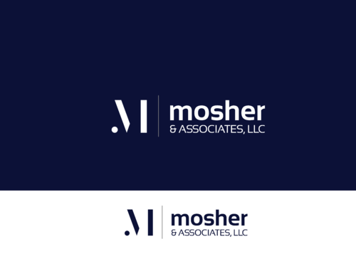 Mosher & Associates, LLC A Logo, Monogram, or Icon  Draft # 454 by 02091983at