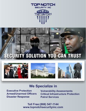 Security Solution you can Trust Marketing collateral  Draft # 108 by syukurkurnia
