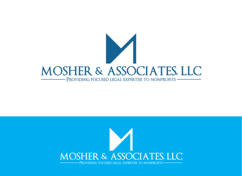 Mosher & Associates, LLC A Logo, Monogram, or Icon  Draft # 495 by oveedesigns