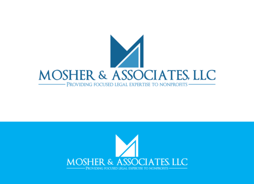 Mosher & Associates, LLC A Logo, Monogram, or Icon  Draft # 496 by oveedesigns