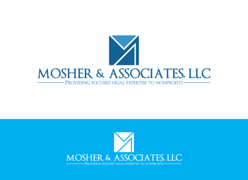 Mosher & Associates, LLC A Logo, Monogram, or Icon  Draft # 497 by oveedesigns