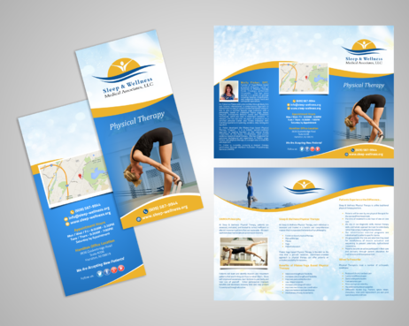 Sleep & Wellness Medical Associates Marketing collateral  Draft # 5 by Kaiza