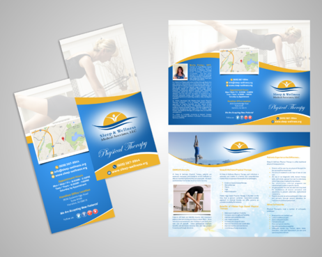 Sleep & Wellness Medical Associates Marketing collateral  Draft # 6 by Kaiza
