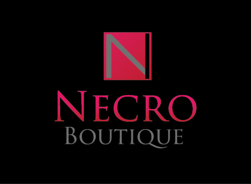 Necro Boutique A Logo, Monogram, or Icon  Draft # 7 by drdre