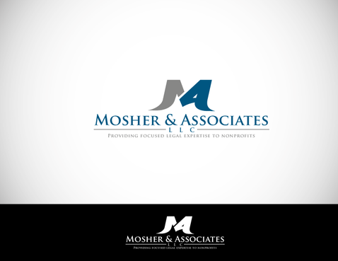 Mosher & Associates, LLC A Logo, Monogram, or Icon  Draft # 590 by CyberGrap
