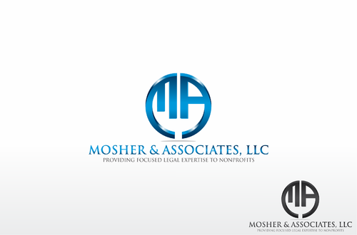 Mosher & Associates, LLC A Logo, Monogram, or Icon  Draft # 594 by cawet