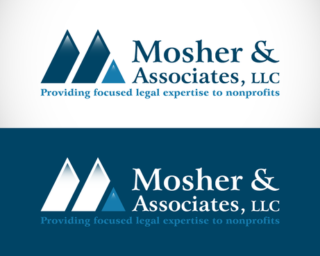 Mosher & Associates, LLC Logo Winning Design by sallu