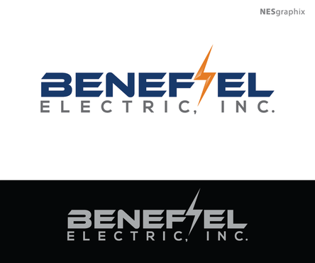 Benefiel Electric, Inc. A Logo, Monogram, or Icon  Draft # 399 by nesgraphix