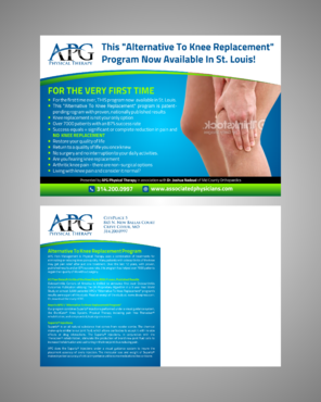 "This ""Alternative To Knee Replacement"" Program Now Available In St. Louis! Marketing collateral  Draft # 10 by Kaiza"