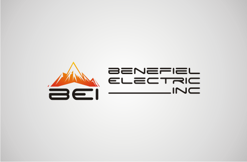 Benefiel Electric, Inc. A Logo, Monogram, or Icon  Draft # 414 by onetwo