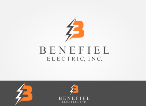 Benefiel Electric, Inc. A Logo, Monogram, or Icon  Draft # 415 by Miroslav