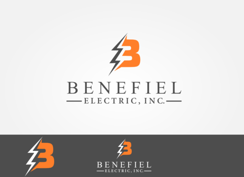 Benefiel Electric, Inc. A Logo, Monogram, or Icon  Draft # 420 by Miroslav