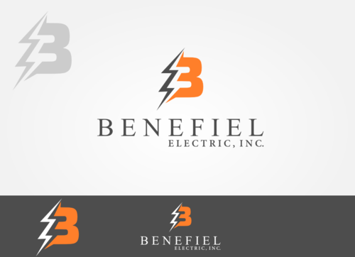 Benefiel Electric, Inc. A Logo, Monogram, or Icon  Draft # 422 by Miroslav