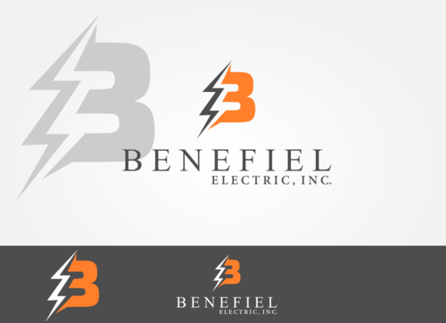 Benefiel Electric, Inc. A Logo, Monogram, or Icon  Draft # 423 by Miroslav