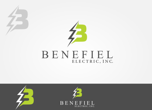 Benefiel Electric, Inc. A Logo, Monogram, or Icon  Draft # 425 by Miroslav