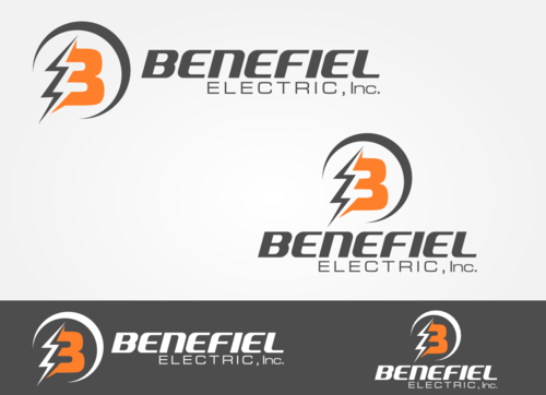 Benefiel Electric, Inc. A Logo, Monogram, or Icon  Draft # 429 by Miroslav