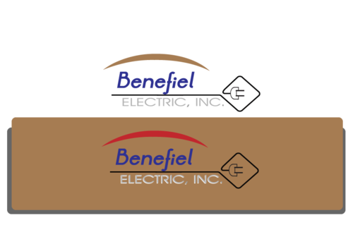 Benefiel Electric, Inc. A Logo, Monogram, or Icon  Draft # 430 by goodlogo