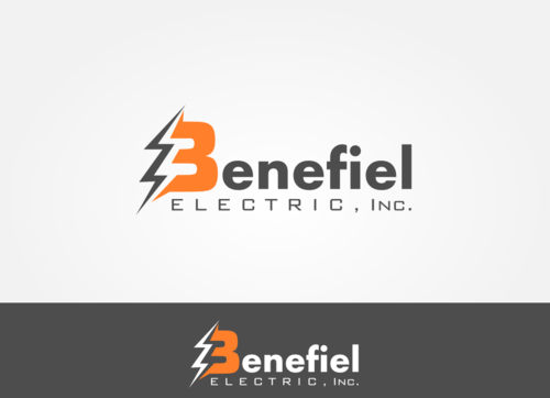 Benefiel Electric, Inc. A Logo, Monogram, or Icon  Draft # 431 by Miroslav