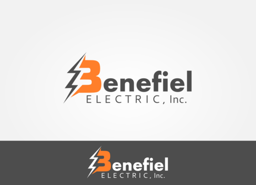 Benefiel Electric, Inc. A Logo, Monogram, or Icon  Draft # 432 by Miroslav