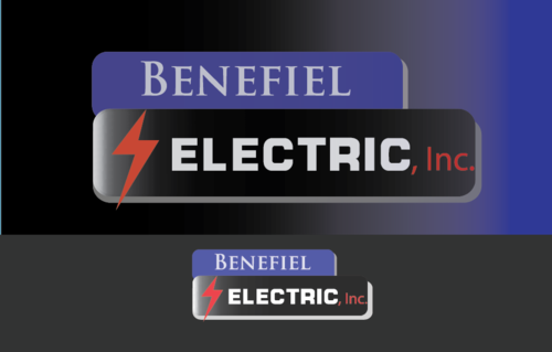Benefiel Electric, Inc. A Logo, Monogram, or Icon  Draft # 435 by goodlogo