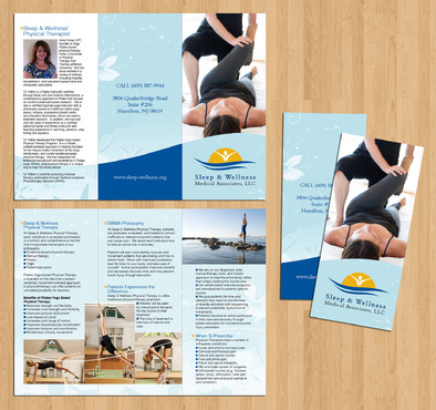 Sleep & Wellness Medical Associates Marketing collateral  Draft # 9 by pattoh
