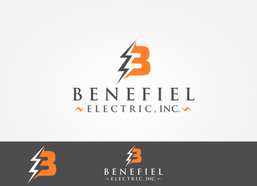 Benefiel Electric, Inc. A Logo, Monogram, or Icon  Draft # 440 by Miroslav