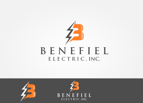 Benefiel Electric, Inc. A Logo, Monogram, or Icon  Draft # 441 by Miroslav