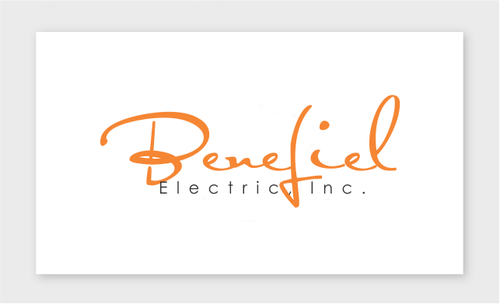Benefiel Electric, Inc. A Logo, Monogram, or Icon  Draft # 444 by asuedan