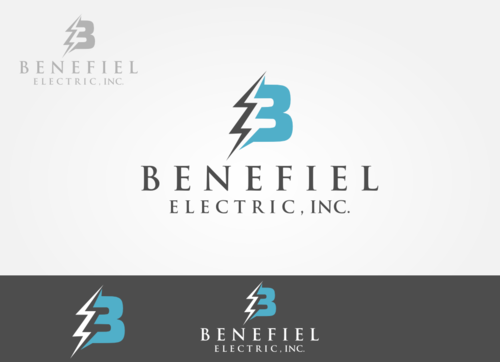 Benefiel Electric, Inc. A Logo, Monogram, or Icon  Draft # 446 by Miroslav