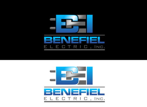 Benefiel Electric, Inc. A Logo, Monogram, or Icon  Draft # 455 by Miroslav