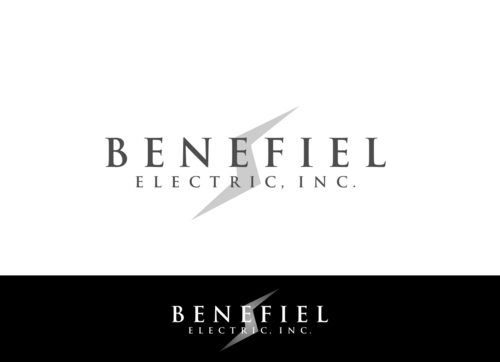 Benefiel Electric, Inc. A Logo, Monogram, or Icon  Draft # 456 by Miroslav