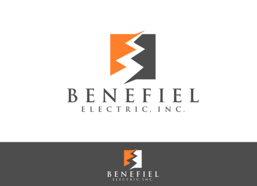 Benefiel Electric, Inc. A Logo, Monogram, or Icon  Draft # 457 by Miroslav