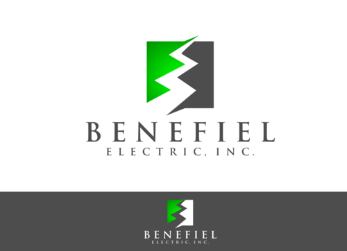 Benefiel Electric, Inc. A Logo, Monogram, or Icon  Draft # 458 by Miroslav