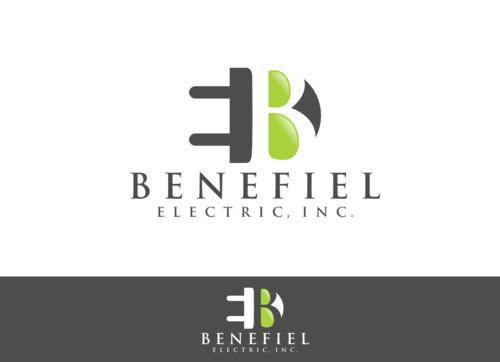 Benefiel Electric, Inc. A Logo, Monogram, or Icon  Draft # 459 by Miroslav