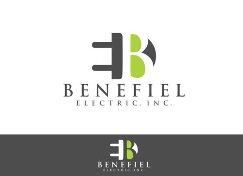 Benefiel Electric, Inc. A Logo, Monogram, or Icon  Draft # 460 by Miroslav