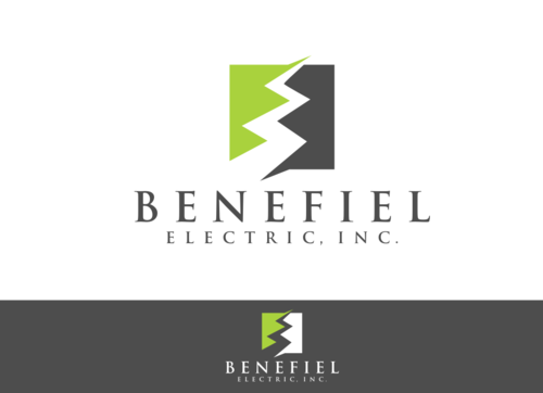 Benefiel Electric, Inc. A Logo, Monogram, or Icon  Draft # 461 by Miroslav