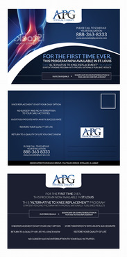 "This ""Alternative To Knee Replacement"" Program Now Available In St. Louis! Marketing collateral  Draft # 23 by papertub"